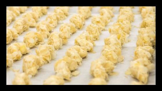Chifferi, dolcetti tipici di Finale Ligure