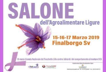 XV Edizione del Salone dell'Agroalimentare Ligure di Finalborgo