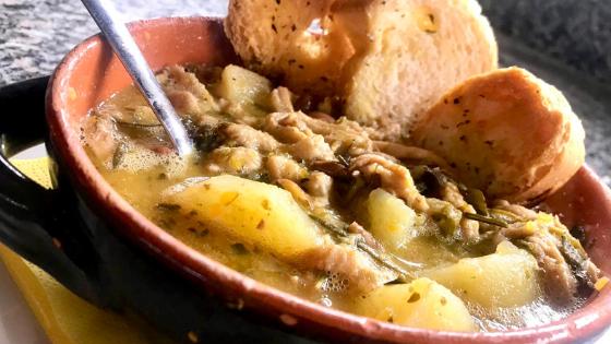 Trippa alla genovese piatto tipico della cucina ligure for Piatto della cucina povera