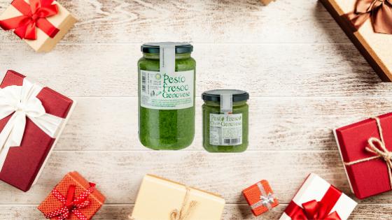 Pesto Fresco Genovese tra i regali di Natale